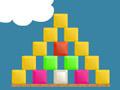 Игра Цветные блоки кубики онлайн (Colored blocks cubes