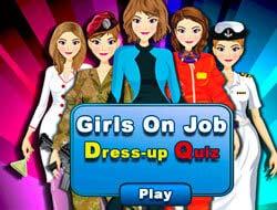 Игра девушка на работе работа для девушек в бийске