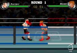 детские мини игры бокс: