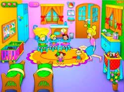 Детские игры детский сад играть онлайн