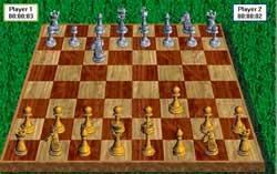 По шахматам проводятся