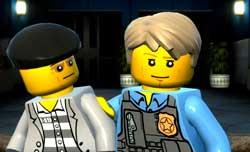 Игра про машинки лего сити полицейские игры