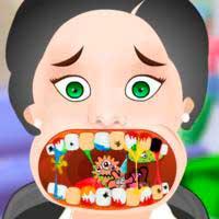 Игры для девочек зубы