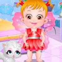 лялька хейзел играть онлайн