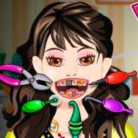 Лечить зубы играть онлайн