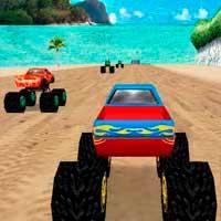 Игры гонки на джипах  GameGame
