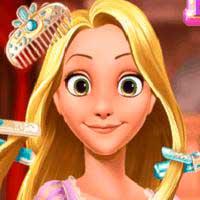 игра принцесса рапунцель играть