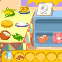 Игры продавать еду