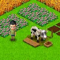 игры фермы лего