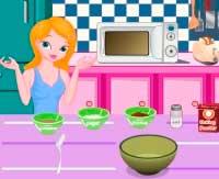 Игра поу готовить о