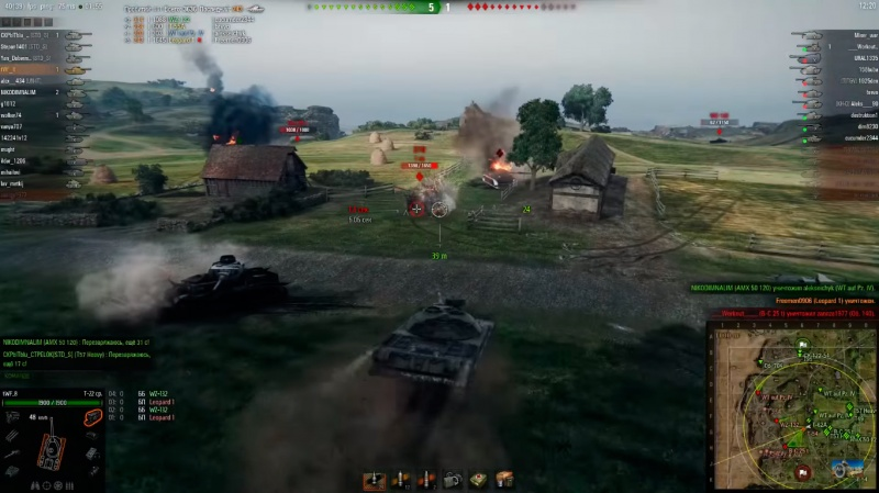 Мисс world of tanks