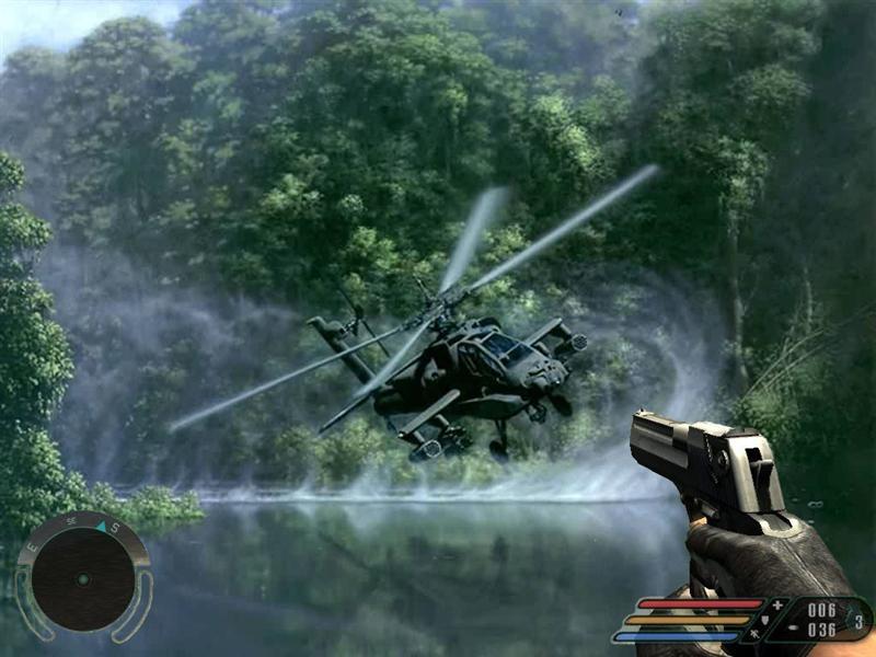 Far cry 2 zona